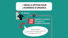 Menu à option